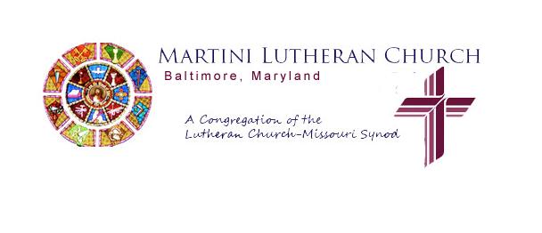 History – Martini Lutheran Church